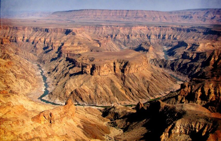 fish river canyon - safari experiences